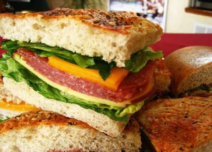 Τοστ, σάντουϊτς