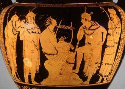 Μουσική Αρχαία Ελλάδα
