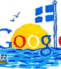Google 4 Doodle