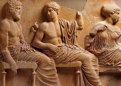 Αρχαίος πολιτισμός, γράμματα, τέχνες