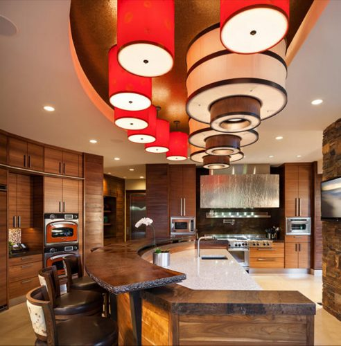 David-Copperfield-Las-Vegas-Mansion-Custom-Kitchen